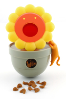Aktiveringsleksak Sunflower food tumbler