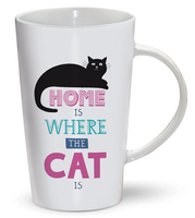 Mugg Home is where the Cat is