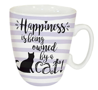 TeMugg Happiness is Cat